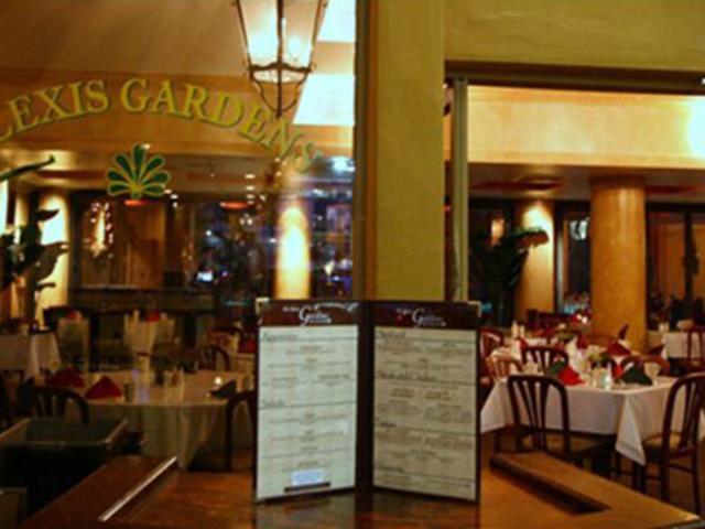 alexis garden restaurant