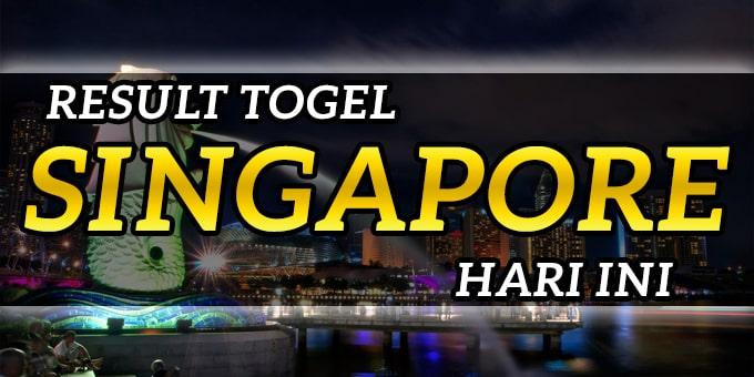 result singapore hari ini